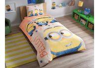 Детское постельное белье TAC. Minions Bello