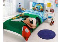 Детское постельное белье TAC. Mickey Mouse Club House Colors