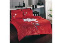 Tac, Liana красного цвета, сатин De-Luxe