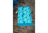 Пляжное полотенце Marie claire. Teresina yesil, размер 75х150 см