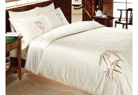 Постельное белье Mariposa. Deluxe Tencel White tropic