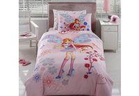 "Плед  детский TAC ""Winx Bloom"", размер 160х220"