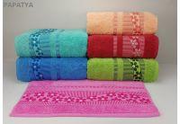 Махровое полотенце Yagmur. Cotton Papatya в ассортименте