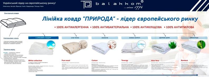 Одеяла ТЕП Природа - перейти в каталог