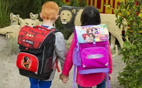 Как выбрать правильный школьный рюкзак