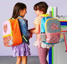 Выбор школьного рюкзака первоклассника