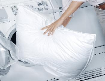 Как стирать бамбуковую подушку в стиральной машинке