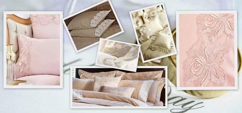 Постельное белье в подарок на свадьбу: что выбрать?